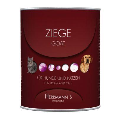 Herrmanns Carne pura 6 x 400 g