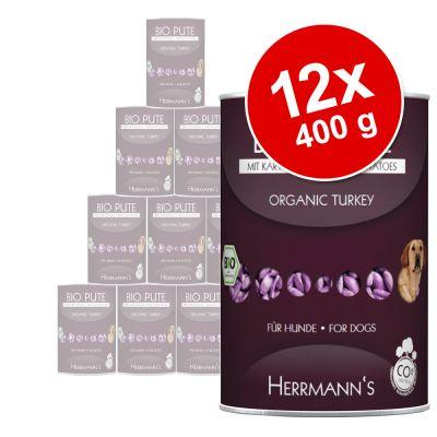 Herrmann's Menù senza cereali 12 x 400 g