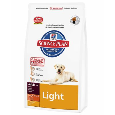 Hill's Canine Adult Large Breed Light Chicken