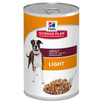Hill's Canine Adult Light 6 x 370 g