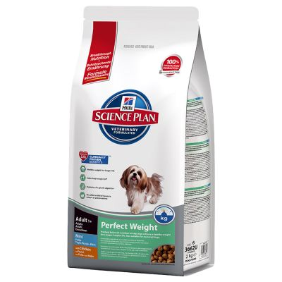 Hill's Canine Adult Perfect Weight Mini