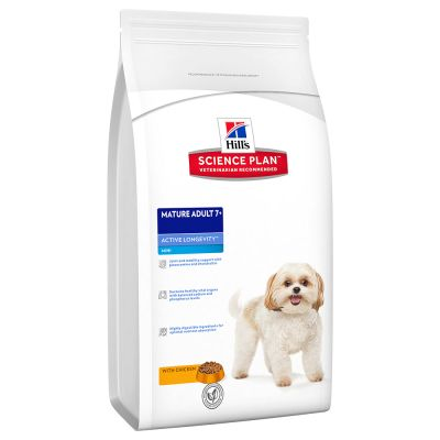 Hill's Canine Mature Adult Senior Mini Hundefutter