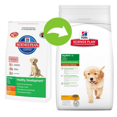 Hill's Canine Puppy Large Breed Hundefutter
