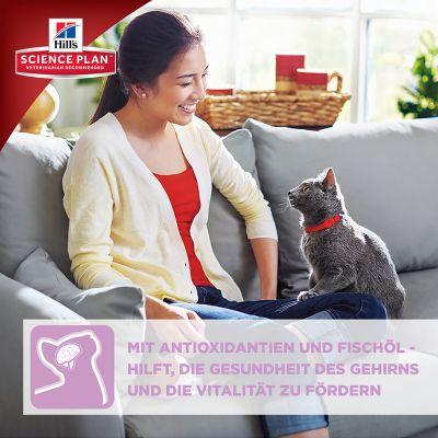Hill´s Feline Senior Healthy Ageing  11+
