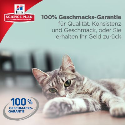 Hill´s Feline Sterilised Cat Young Adult Thunfisch