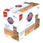 Hill's Feline Young Adult Sterilised, 12 x 85 g