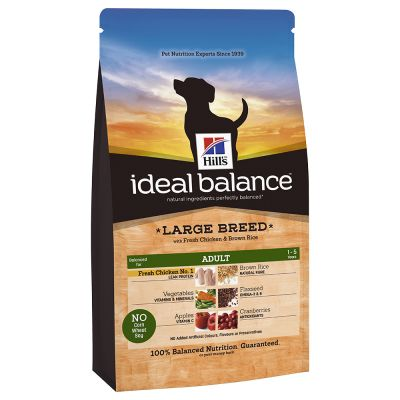 Hill's Ideal Balance Canine Adult Large Breed - Chicken