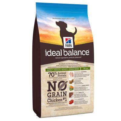 Hill's Ideal Balance Canine Adult No Grain - Chicken & Potato