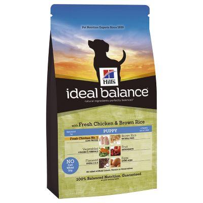 Hill's Ideal Balance Puppy - Chicken & Brown Rice