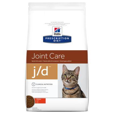Hill's j/d Joint Care Prescription Diet Feline - secco