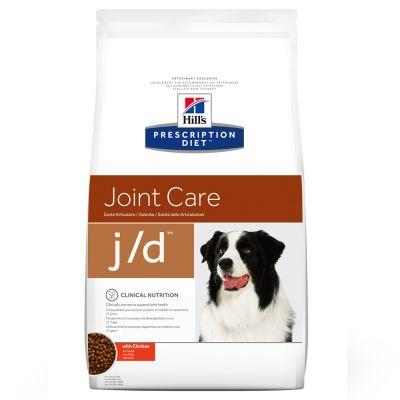 Hill's  j/d Prescription Diet Canine secco