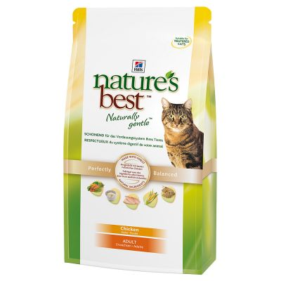 Natures Best Dry Cat Food