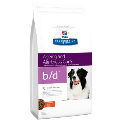 Hill's Prescription Diet Canine B/D Healthy Aging & Alertness Hondenvoer met Kip