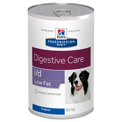 Hill´s Prescription Diet Canine i/d Digestive Care Low Fat Hondenvoer Original