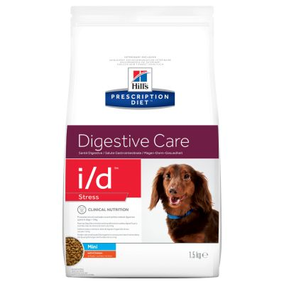 Hill's Prescription Diet Canine i/d Stress Mini Digestive Care - Chicken