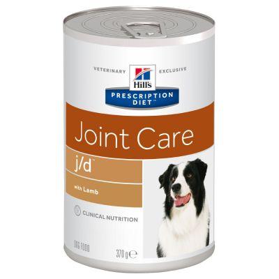 Hill´s Prescription Diet Canine j/d Joint Care Hondenvoer met Lam