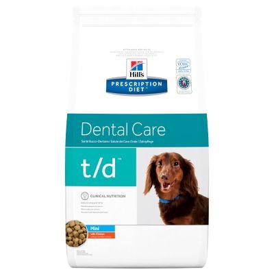 Hill's Prescription Diet Canine t/d Mini Dental Care - Chicken