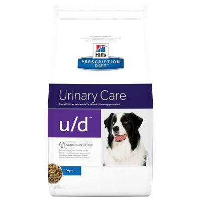 Hill´s Prescription Diet Canine U/D Non-Struvite Urinary Hondenvoer Original