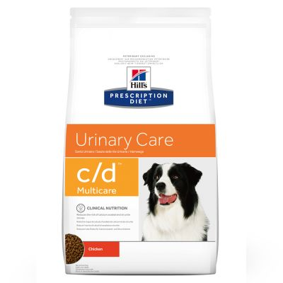 Hill's Prescription Diet c/d Multicare Urinary Care Hundefutter mit Huhn