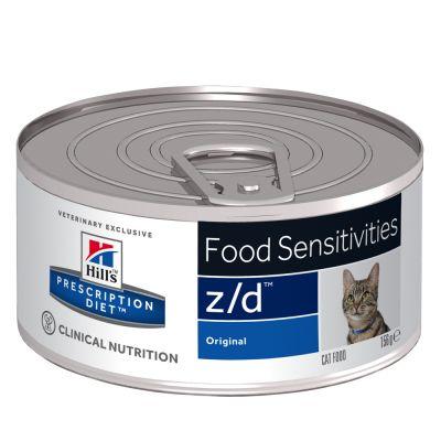 Hill´s Prescription Diet Feline Z/D Food Sensitivities Kattenvoer Original