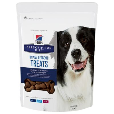 Hill's Prescription Diet Hypoallergenic Treats Hundesnacks