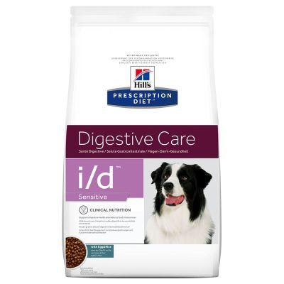 Hill's Prescription Diet i/d Sensitive Digestive Care Hundefutter mit Ei & Reis