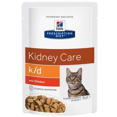 Hill's Prescription Diet k/d Kidney Care pour chat