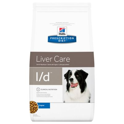 Hill's Prescription Diet l/d Liver Care Hundefutter  Original