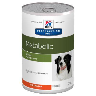 Hill's Prescription Diet Metabolic Weight Management - piščanec