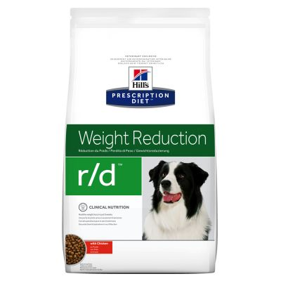 Hill's Prescription Diet r/d Weight Reduction Hundefutter mit Huhn