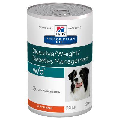 Hill's Prescription Diet w/d Digestive/Weight/Diabetes Managementper cani