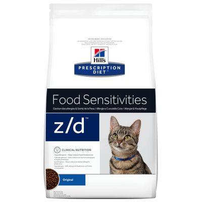 Hill's Prescription Diet z/d Food Sensitivities pour chat