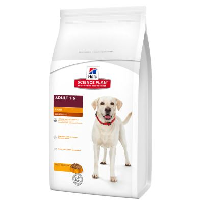 Hill's Science Plan Adult 1-6 Advanced Fitness Light Large Breed mit Huhn Hundefutter