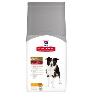 Hill's Science Plan Adult 1-6 Healthy Mobility Medium mit Huhn Hundefutter