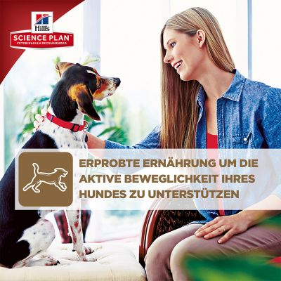 Hill's Science Plan Adult 1-6 Healthy Mobility Mini mit Huhn Hundefutter