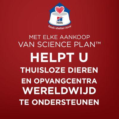 Hill's Science Plan Adult Light Large Breed - Kip