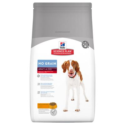 Hill's Science Plan Canine Adult No Grain - Chicken
