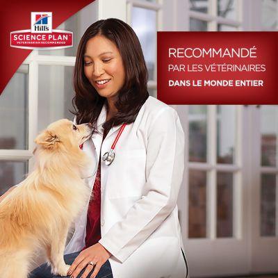 Hill's Science Plan Canine Mature Adult Senior Mini pour chien