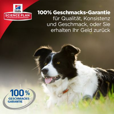 Hill´s Science Plan Canine Small & Miniature Adult Huhn