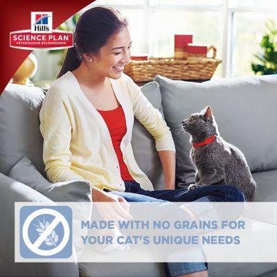 Hill's Science Plan Feline Adult No Grain Huhn