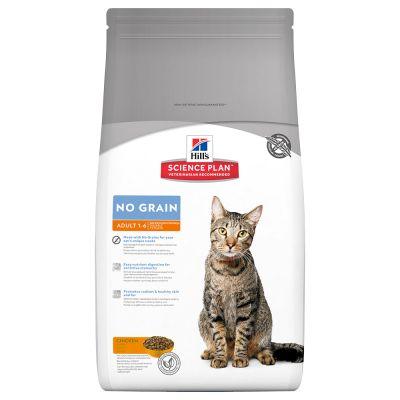 Hill's Science Plan Feline Adult No Grain Pollo