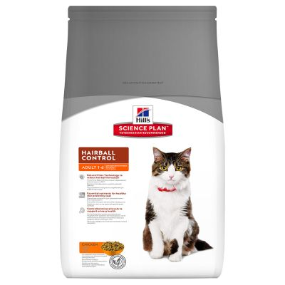 Hill's Science Plan Feline Hairball Control