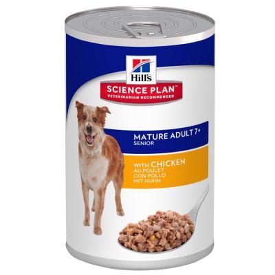 Hill's Science Plan Hondenvoer Voordeelpakket 12 x 370 g