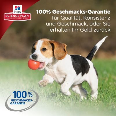Hill's Science Plan Puppy Healthy Development Large Breed mit Huhn Hundefutter