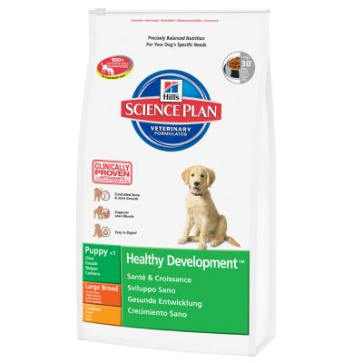 Hill's Science Plan Puppy Large Pollo