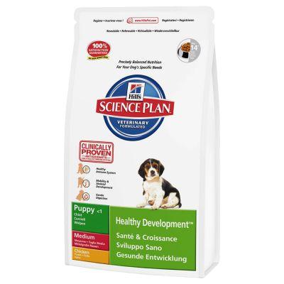 Hill's Science Plan Puppy Medium Pollo