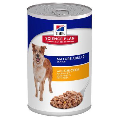 Hill's Science Plan Senior Hondenvoer