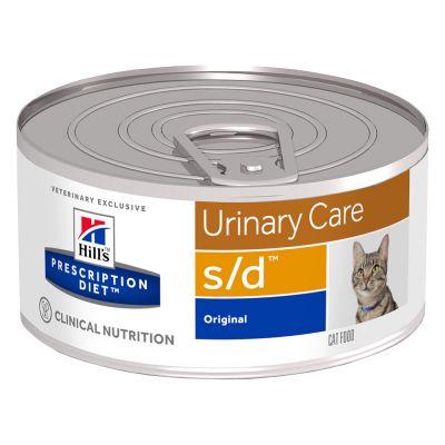 Hill's s/d Prescription Diet Feline umido