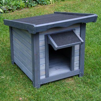honden dak met isolatie