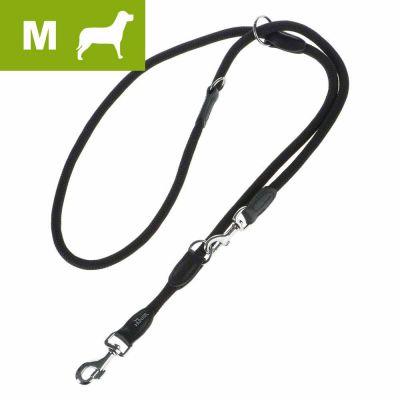Hunter Freestyle Adjustable Lead - Black 200cm